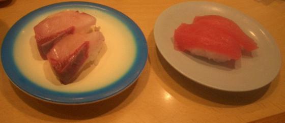 日本一短い廻る寿司店
