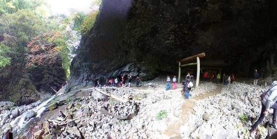 天岩戸神社 360度写真