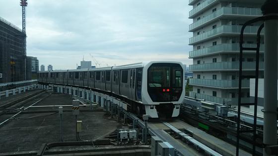 東京臨海新交通臨海線(ゆりかもめ)