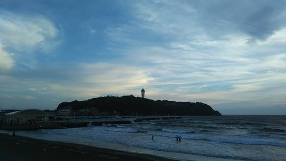 緑の江ノ島