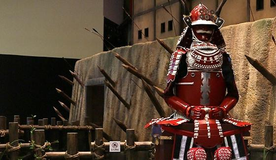「真田丸」モデルの甲冑