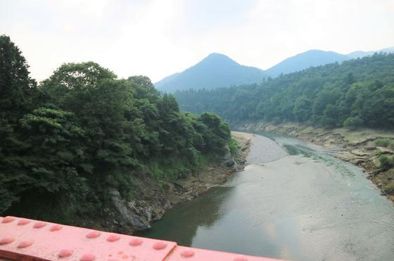 小野橋からの眺め