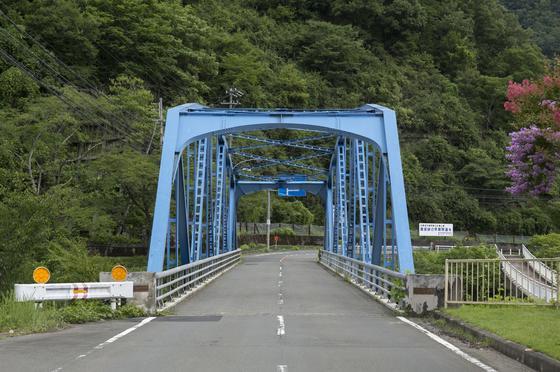 水色の音海橋