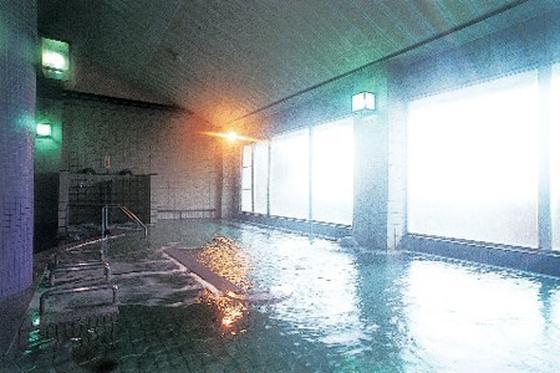 サイハテ村に向かう途中、滞在中、気軽に〝温泉〟を楽しむなら