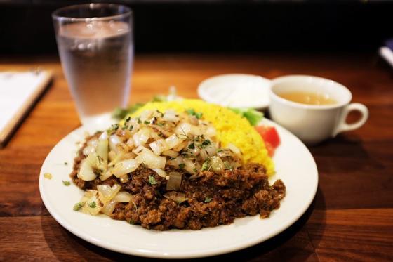 Beef&Pork keema Curry