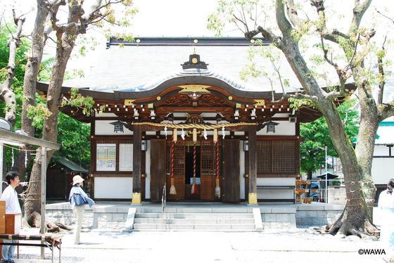 橘樹神社(帷子町の牛頭天王社)