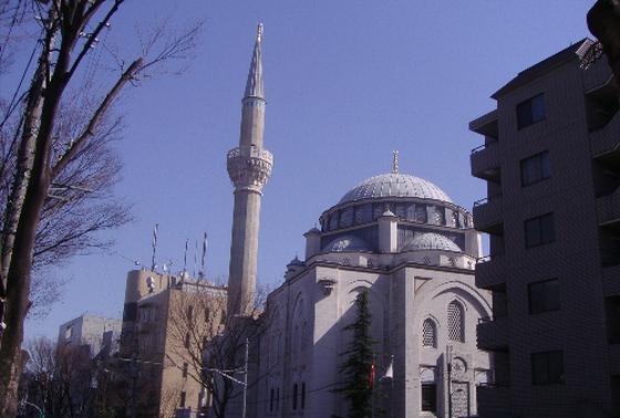 異国情緒溢れるトルコ礼拝堂