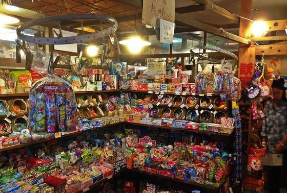 柴又のおもちゃ博物館