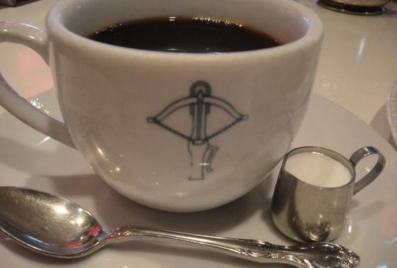 サンフォンで淹れるブレンドコーヒー