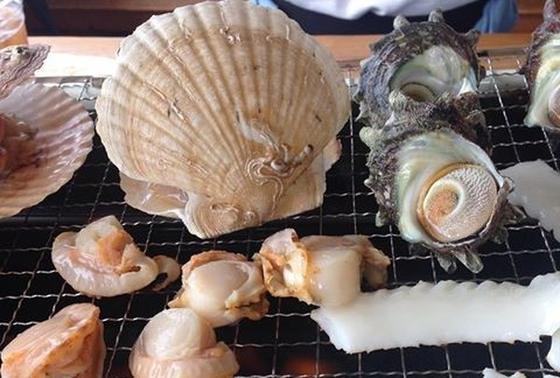 三浦の海の幸をいただきます。