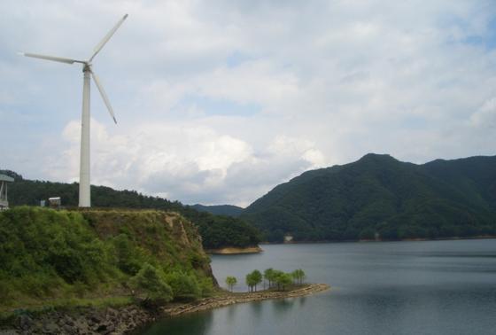 発電には風車も