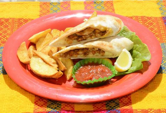 メキシコ料理です