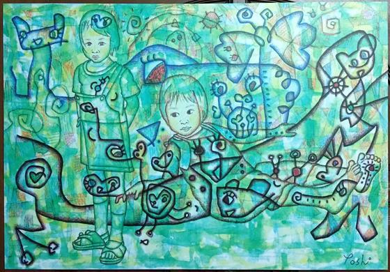 タイ コンテンポラリーアート