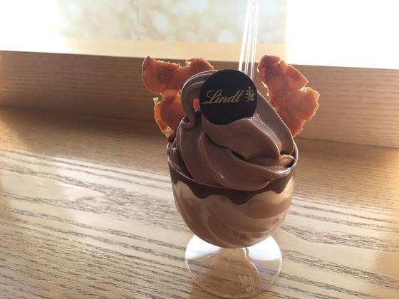 ソフトクリームショコラ