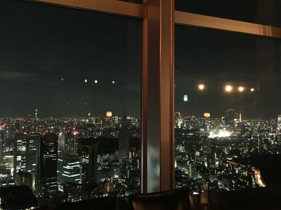 圧倒的な夜景