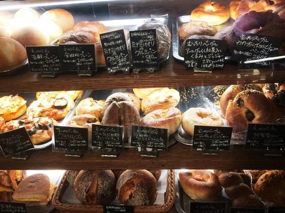 生地や具材にこだわったパン