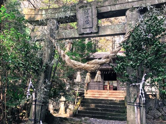 地元で大切にされている神社