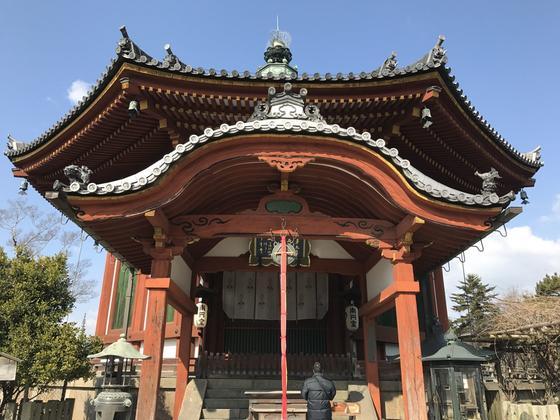 🔴興福寺南円堂