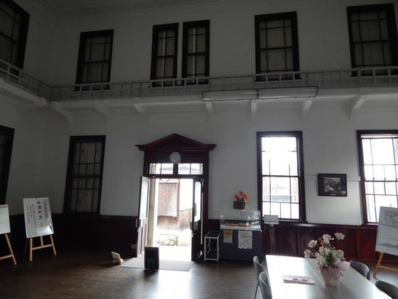 内部は牛窓の歴史を知る事の出来る資料館に