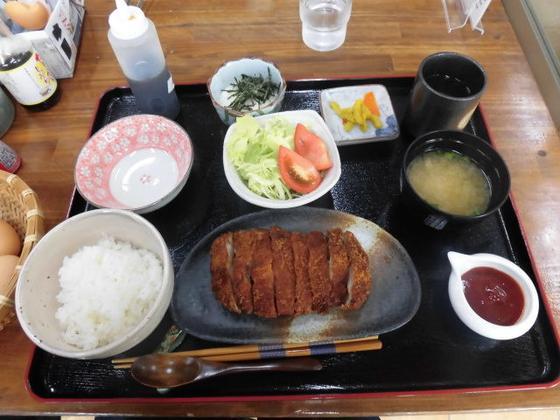 播州百日鶏のチキンカツ「多可ふるさと御膳」