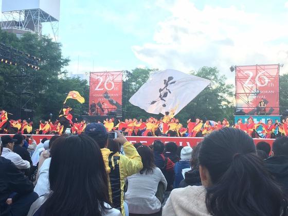 札幌YOSAKOIソーラン祭り②