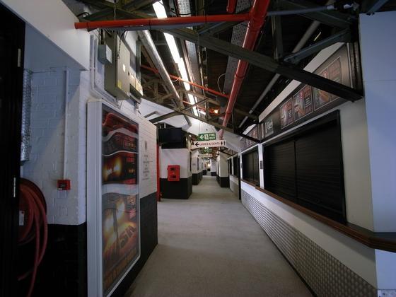Haynes Standの内部