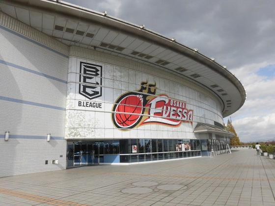 バスケットボールチーム・大阪エヴェッサ