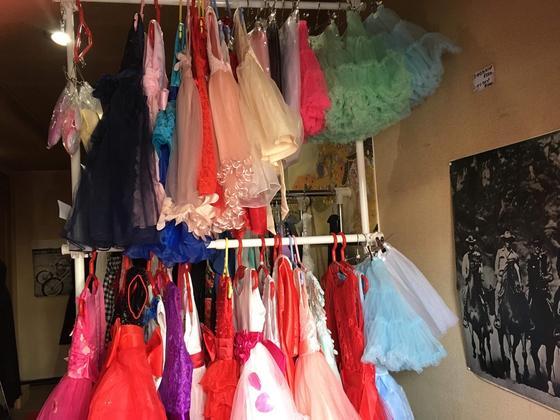 小さいドレスもかわいくて手頃なお値段!