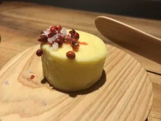 玉名牧場のバター。