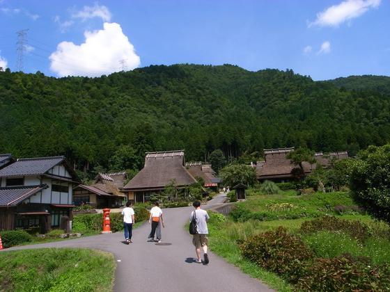 日本の原風景に出会う