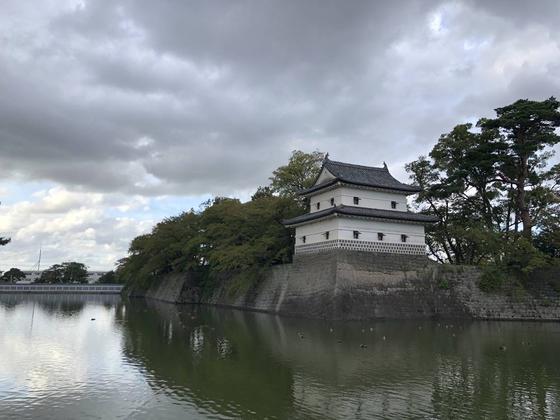 旧二の丸隅櫓