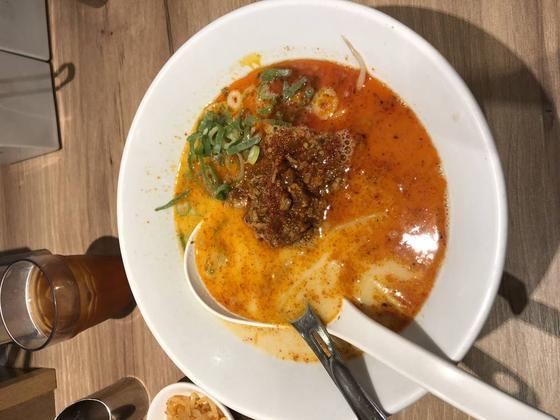 からか麺(3辛)
