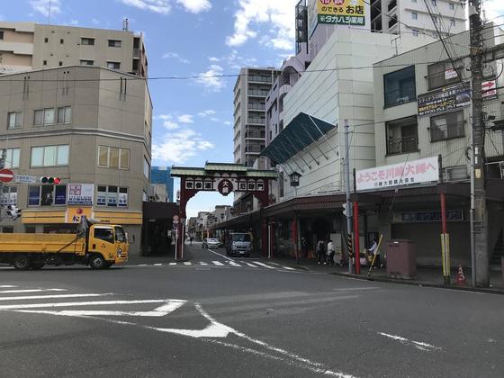 京急川崎大師駅前