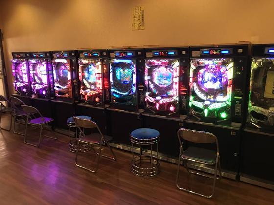 ゲームルームです。