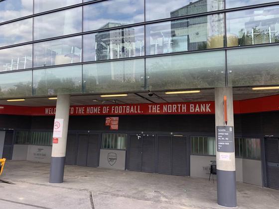 THE  NORTH BANK