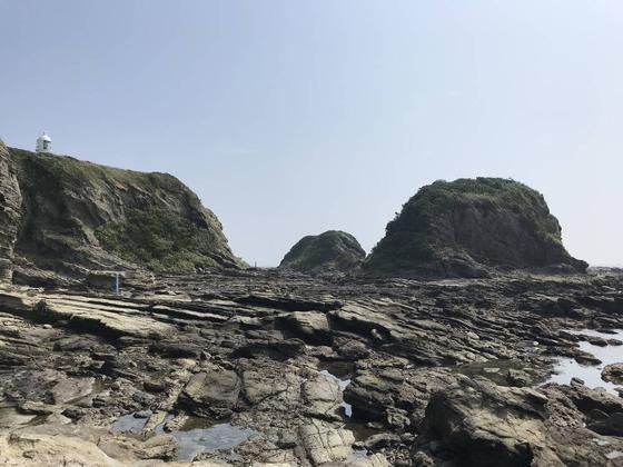 しかし、見事な海岸美です。