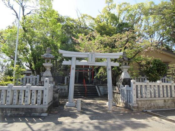 岡山城が築城