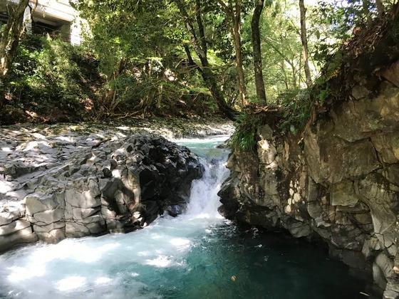 カニ滝(かにだる)