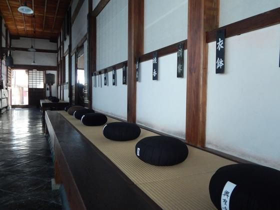 僧堂(座禅道場)