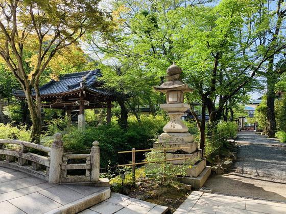 一ノ井川と石橋