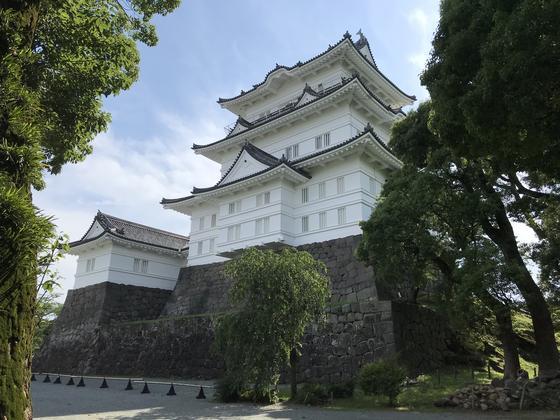 小田原城 ネタ切れw