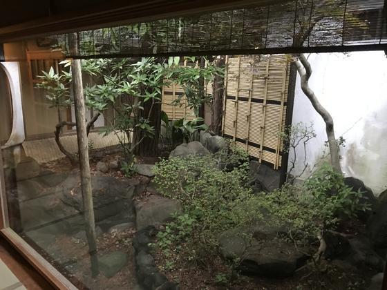 もう一つの坪庭