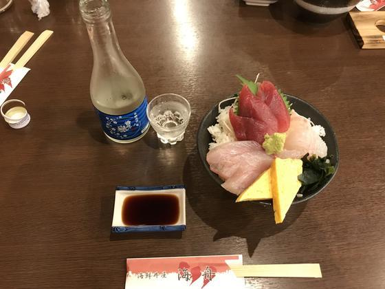 勿論、日本酒もw