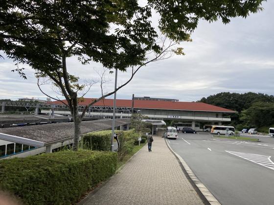 賢島駅全貌