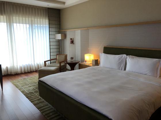 ホテルオークラ客室