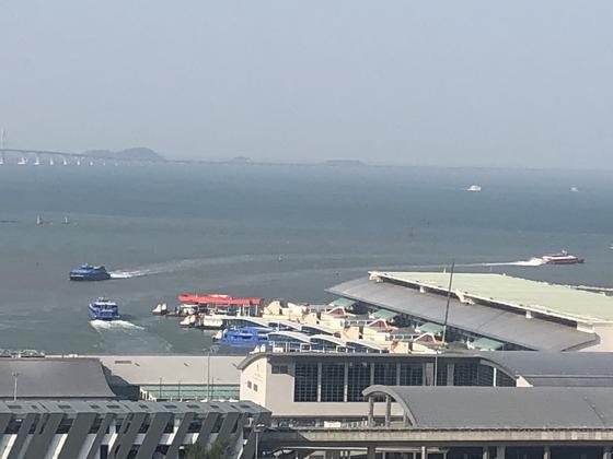 タイパフェリーターミナル