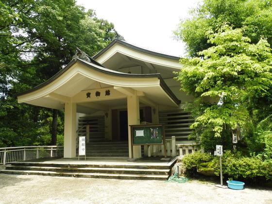 宝物館には加賀藩主のお宝が…!