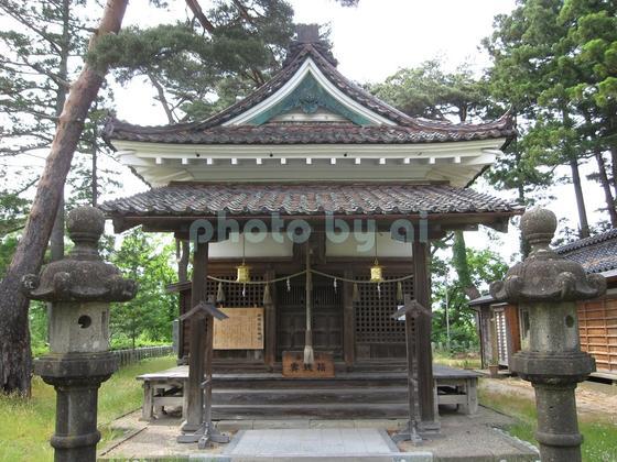 鶴岡護国神社