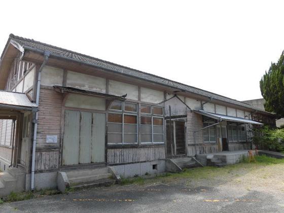 旧校舎が現存