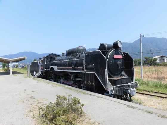 D51形774号蒸気機関車